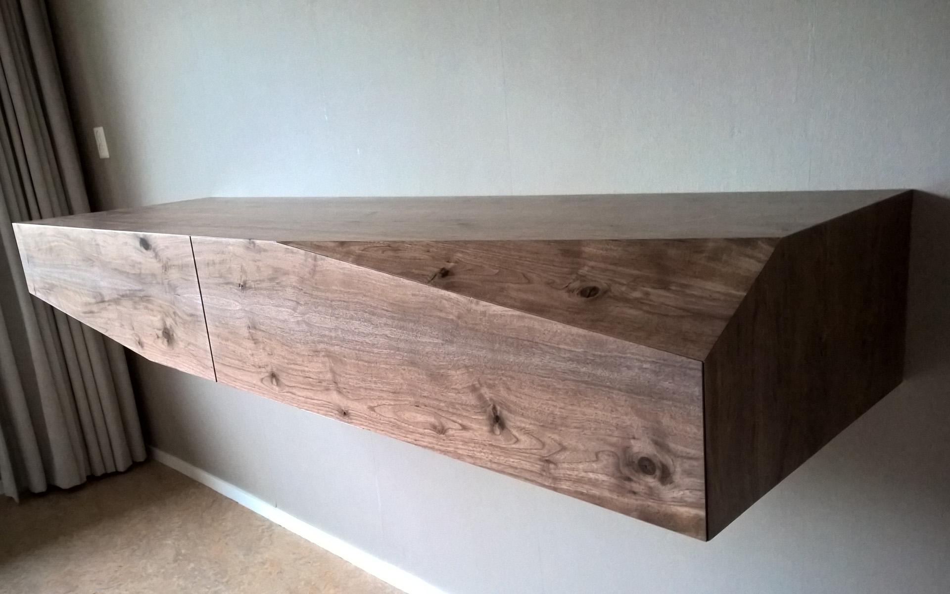 Amerikaans Notenhout slaapkamer meubels Studio SOOL