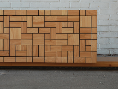 TV-meubel Iepenhout PXL2038