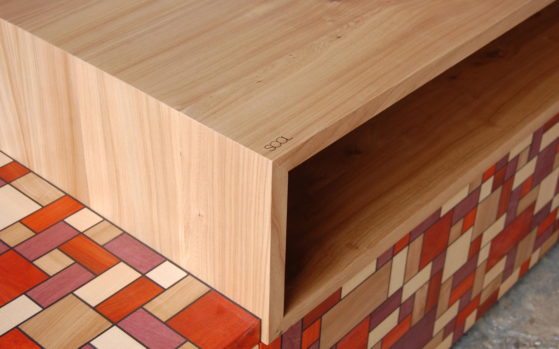 Tv meubel pxl4247 studio sool meubels - Meubels studio ...