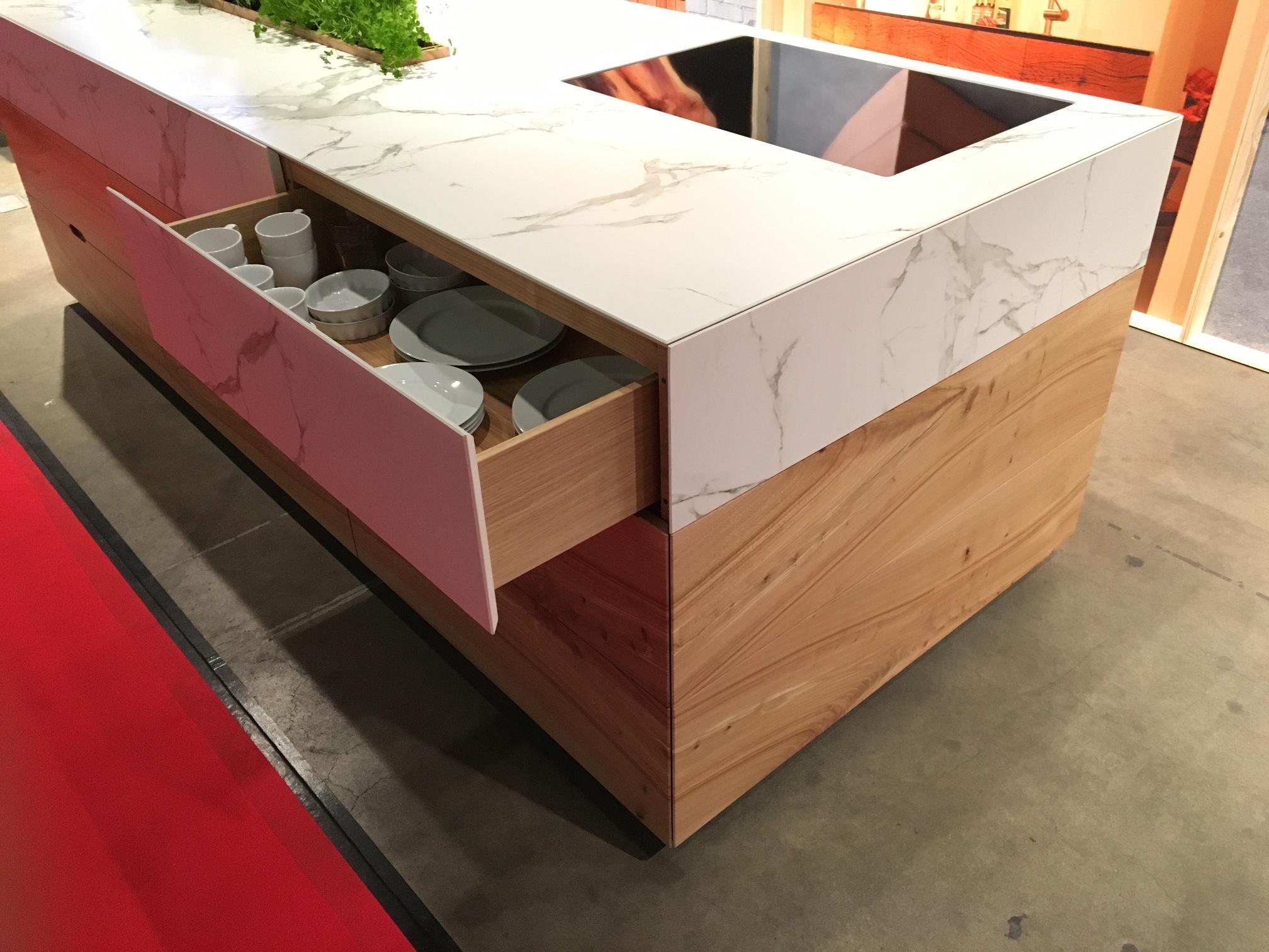 Iepenhouten Keuken, SOOL op Wonen&Co 2016