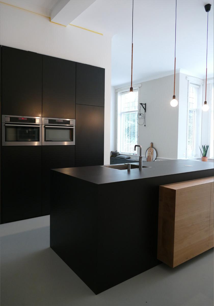 Eiken keuken te vries studio sool - Meubels studio keuken ...