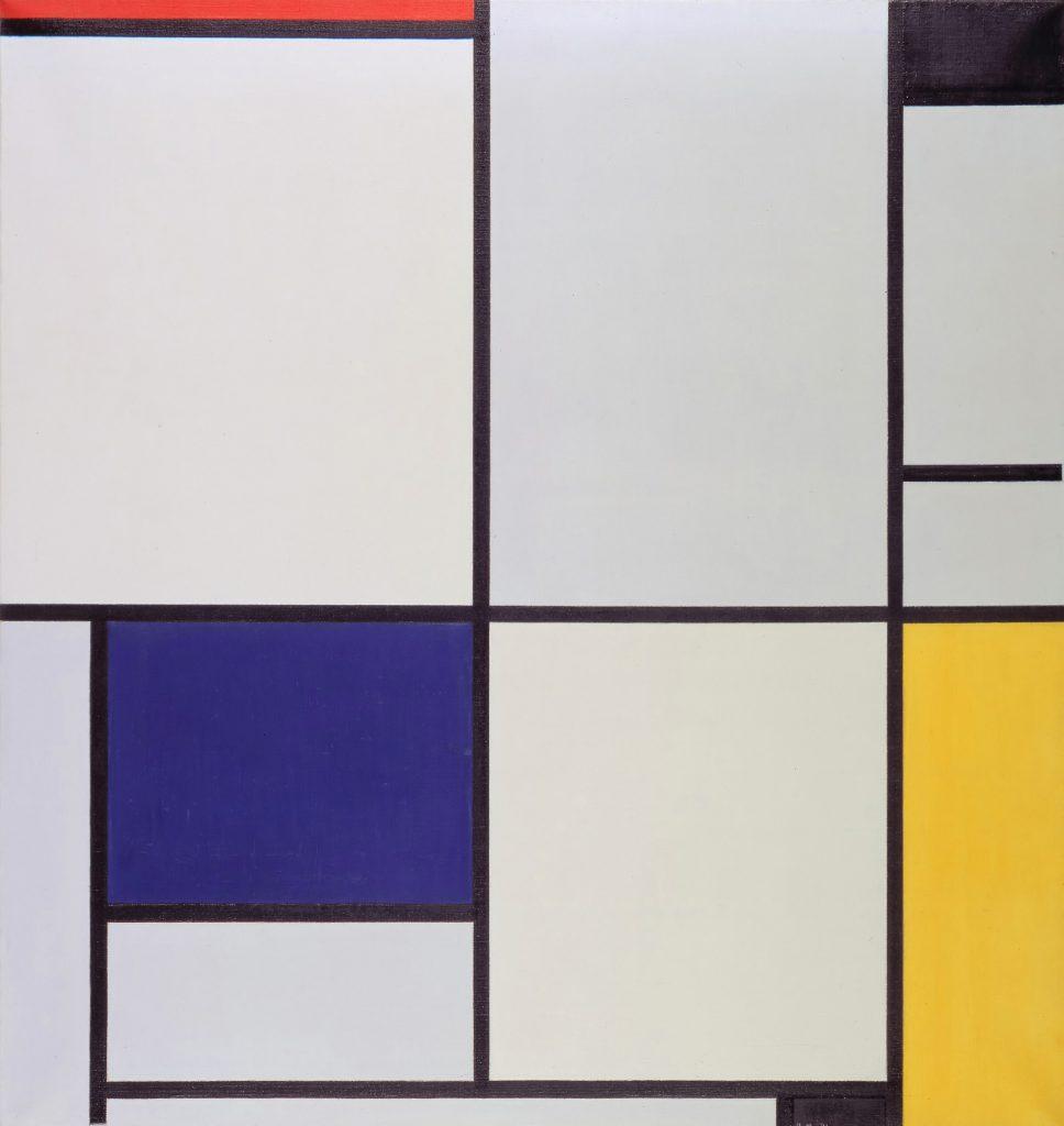 Piet Mondriaan Tableau I